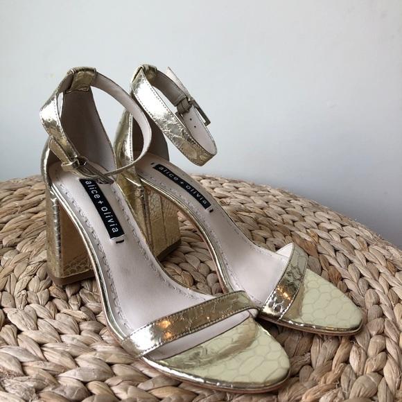 7722f02bb042 Alice + Olivia Shoes | Alice And Olivia Lillian Light Heels Sandals ...